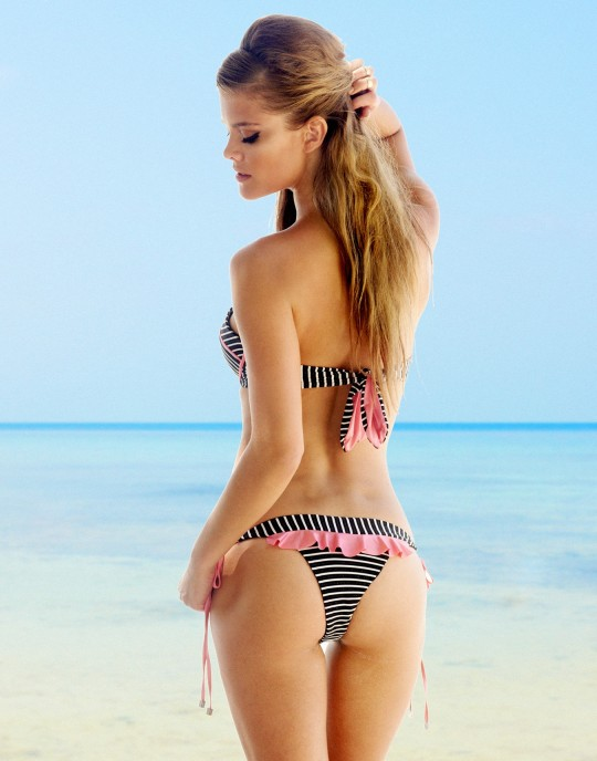 NINA AGDAL FASHION SPOT17