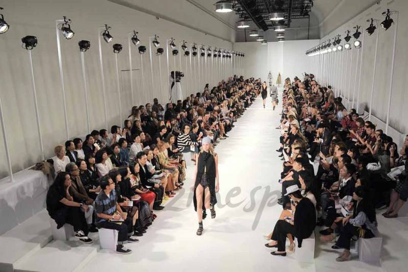 Maison Margiela Primavera Verano 2017 en la Paris Fashion Week
