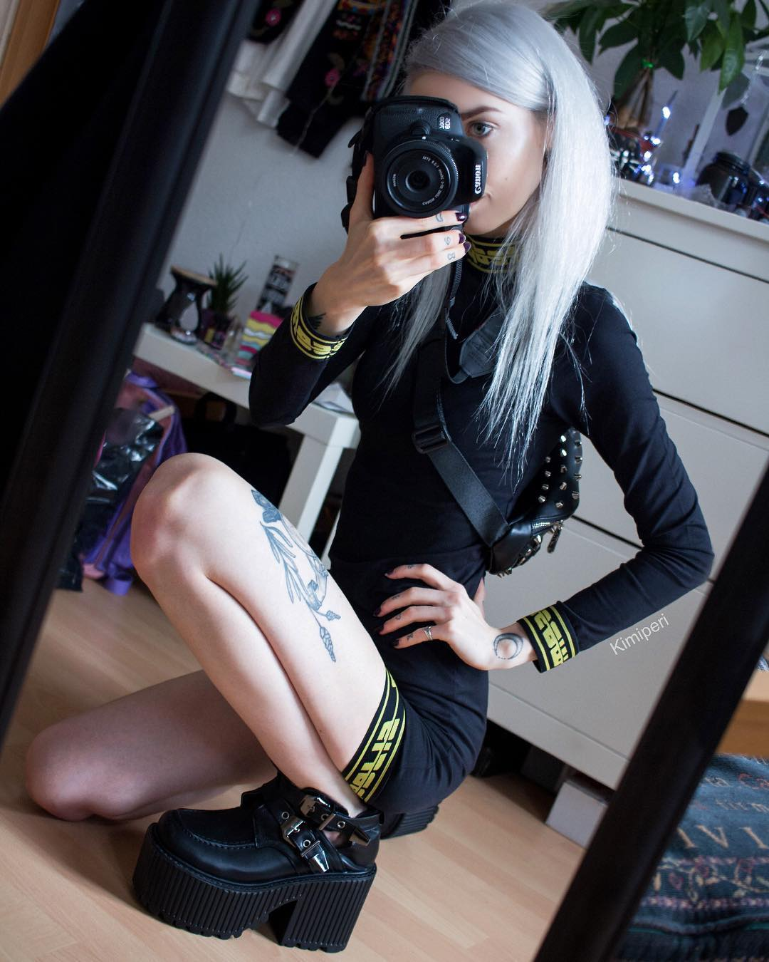 BLACK RUSH – KIMIPERI