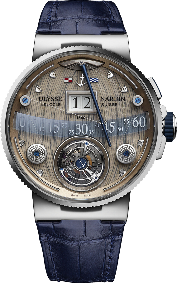 GRAND DECK MARINE TOURBILLON 37