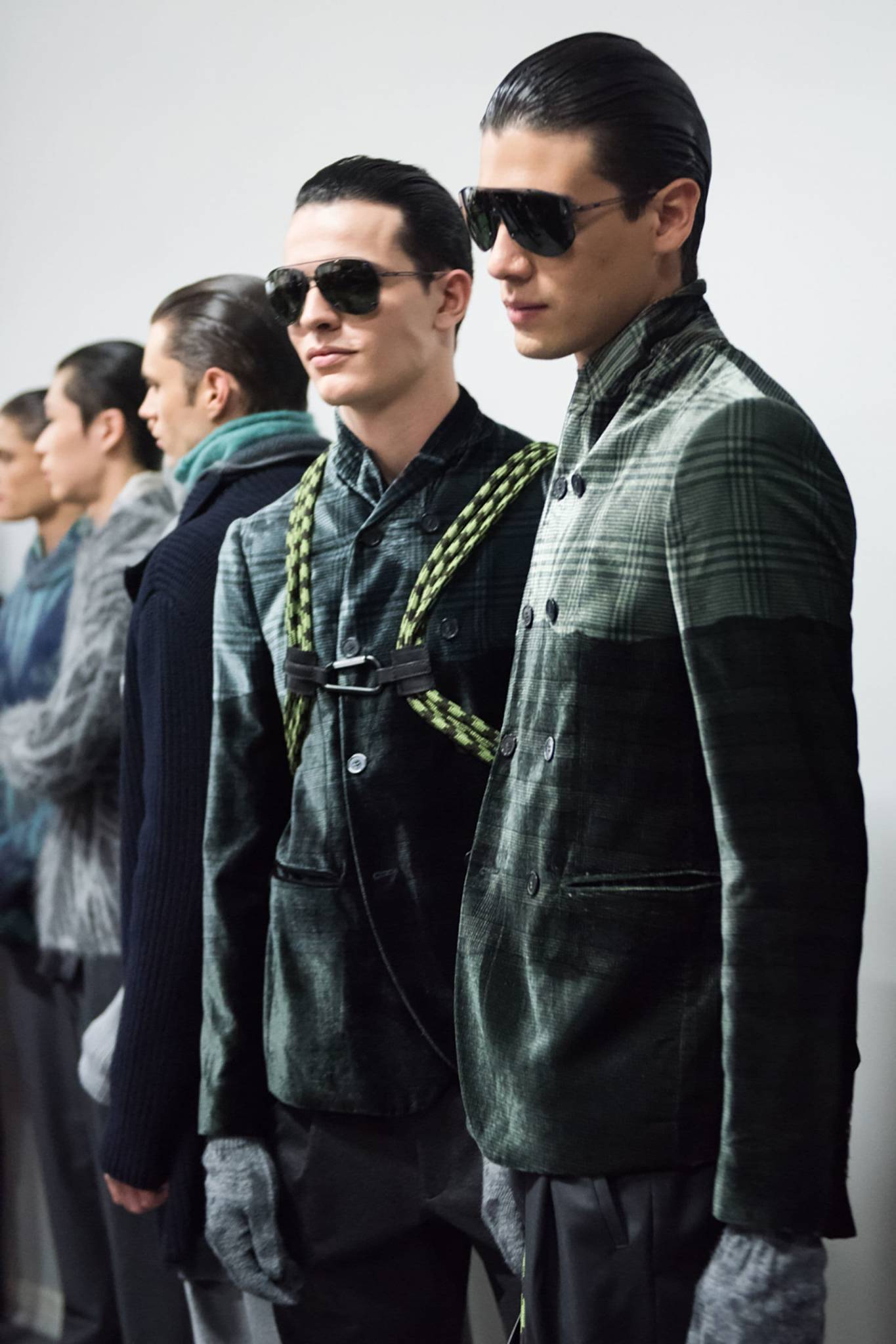 emporio armani fashion designer en Milano Digital Fashion Week del catorce al diecisiete de julio de dos mil veinte 12