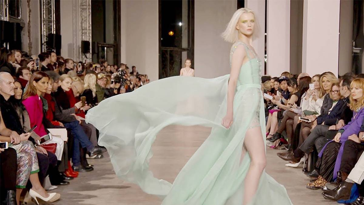 Georges Chakra | Haute Couture Spring Summer 2019 Full Show | Exclusive 6