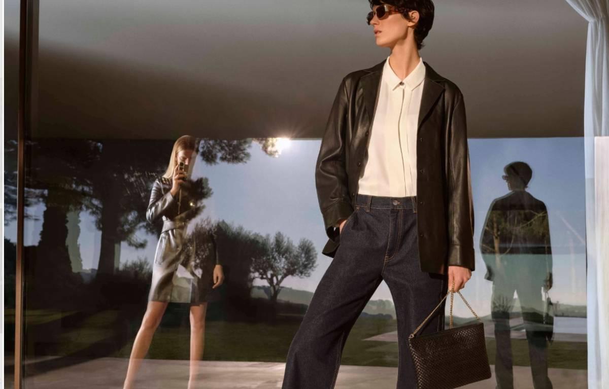 Uterqüe -una campaña que revela una estética retro futurista 3