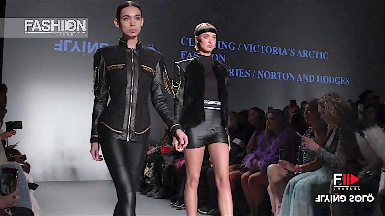 VICTORIA'S ARCTIC FASHION -reconocimiento para Victoria Kakuktinniq 38
