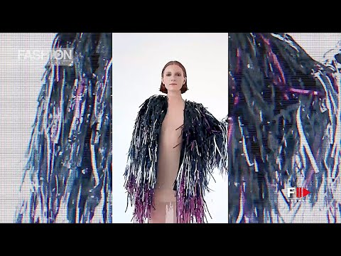 virtual fashion online: AMPLITUDA Fall 2020 MBFW Russia Moscow 18
