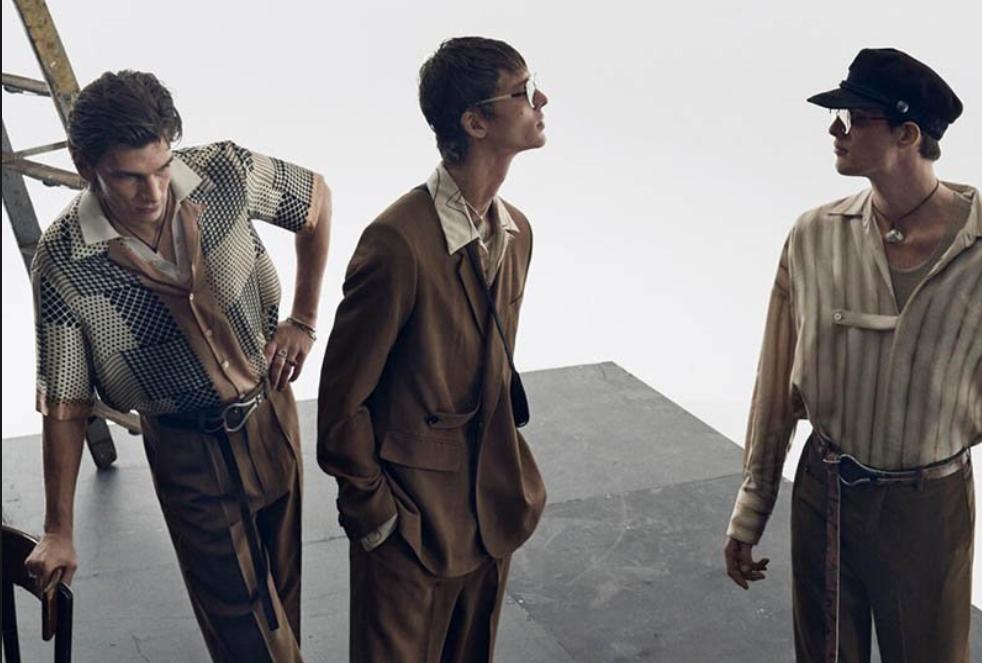 la ultima tendencia en moda masculina de Zara Man 2020: Masculina es un decir. 5