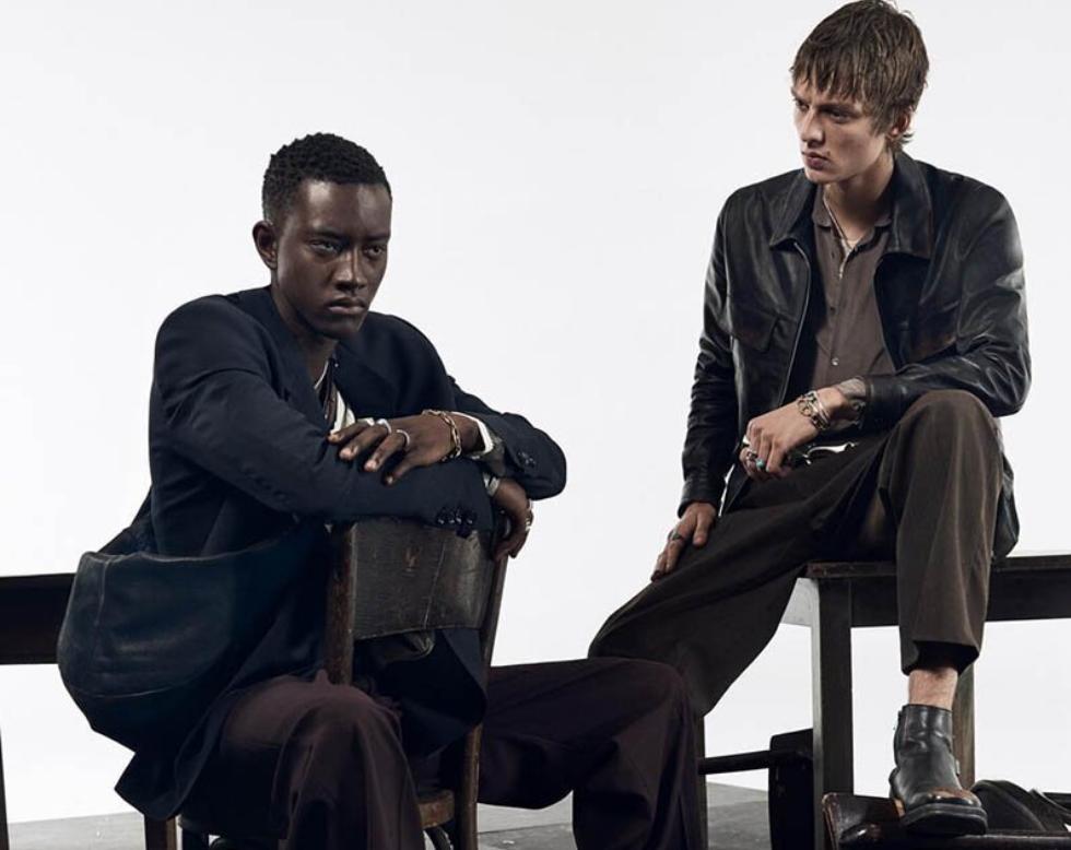 la ultima tendencia en moda masculina de Zara Man 2020: Masculina es un decir. 6