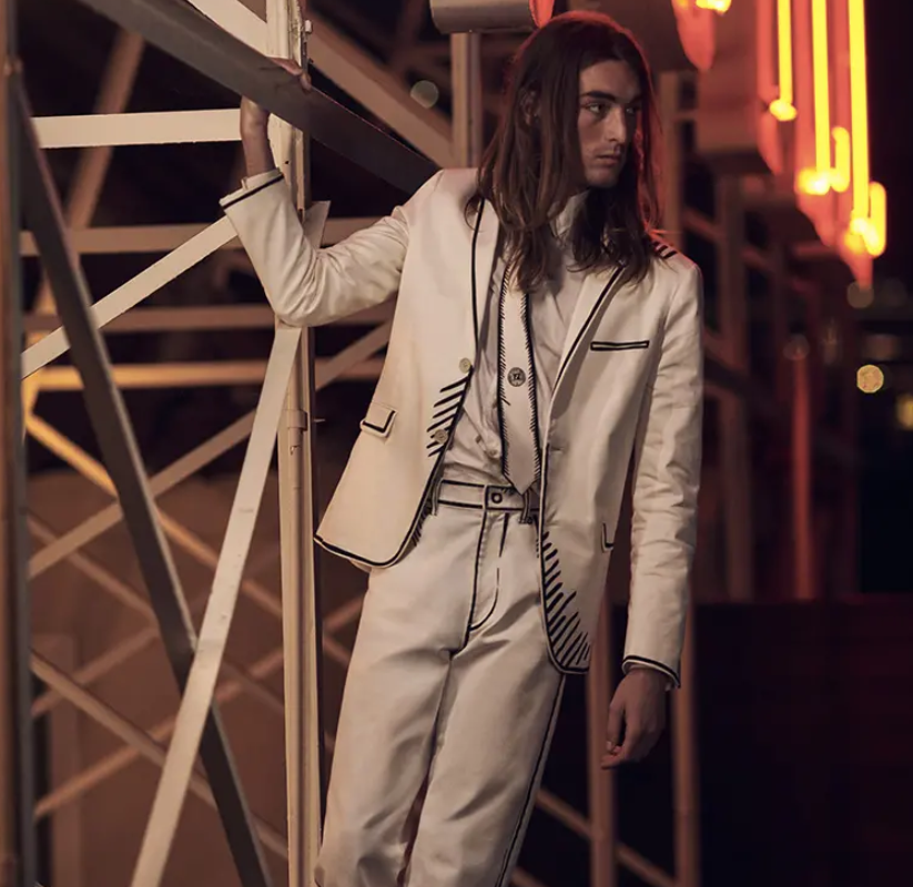 fendi fashion show 2020:la compilación Prefall desarrollada por Silvia Venturini 6