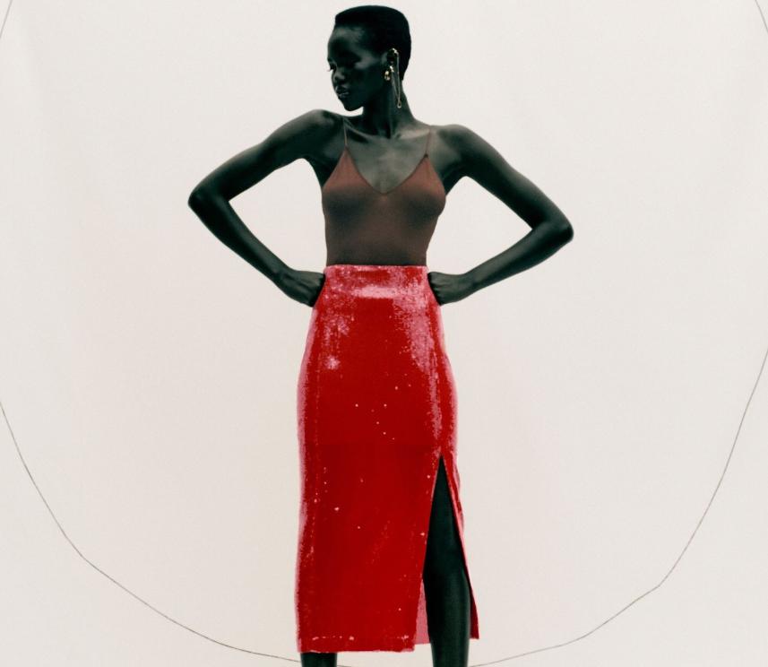 fashion colorado style:la moda en rojo de la compilación de Zara 3