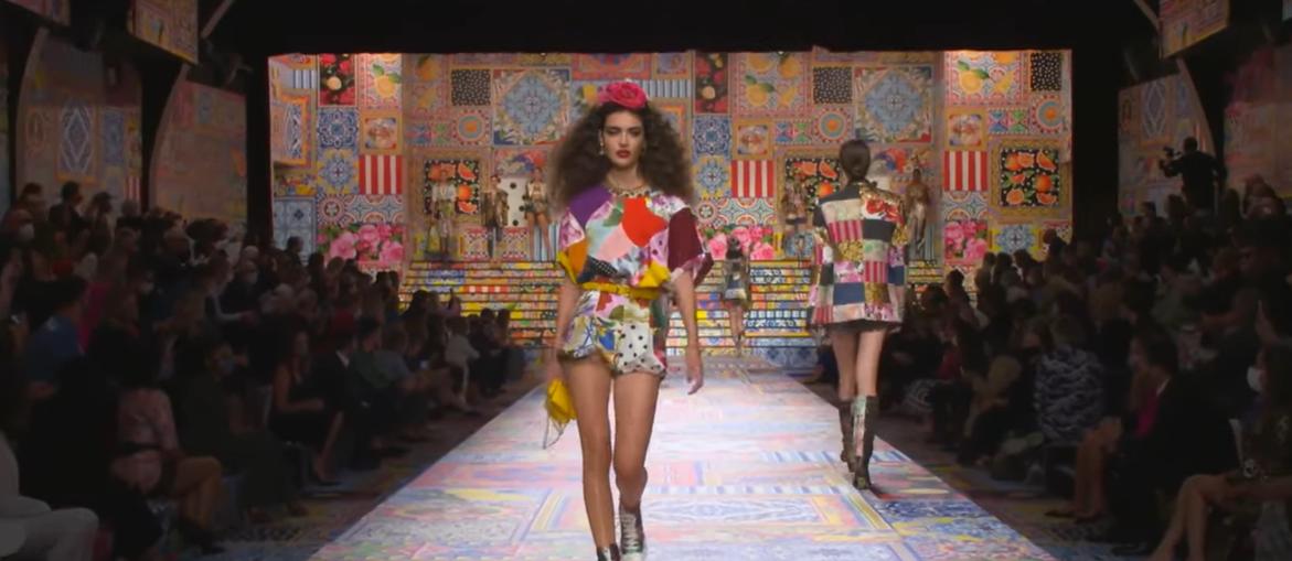 Lo mejor de las semanas de la moda en estos tiempos confusos: Dolce & Gabbana 4