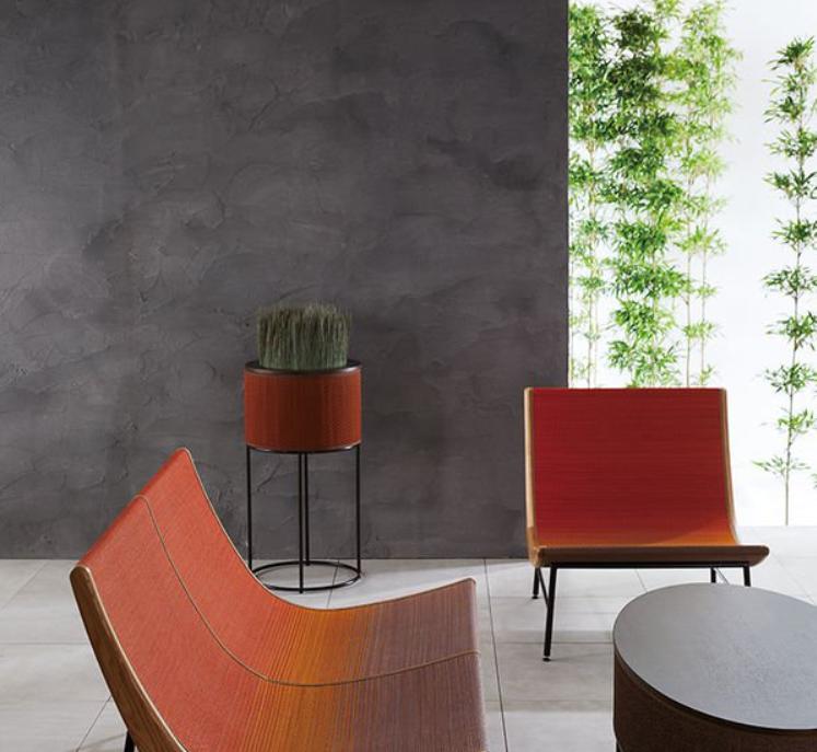 "Adal lanza muebles sostenibles ""Look into Nature"" de césped doméstico 100% natural 2"