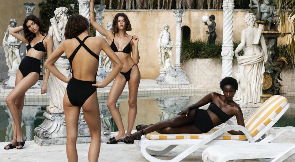 La Colección Resort 2021 de Sir The Label se alinea perfectamente con siluetas disponibles 2