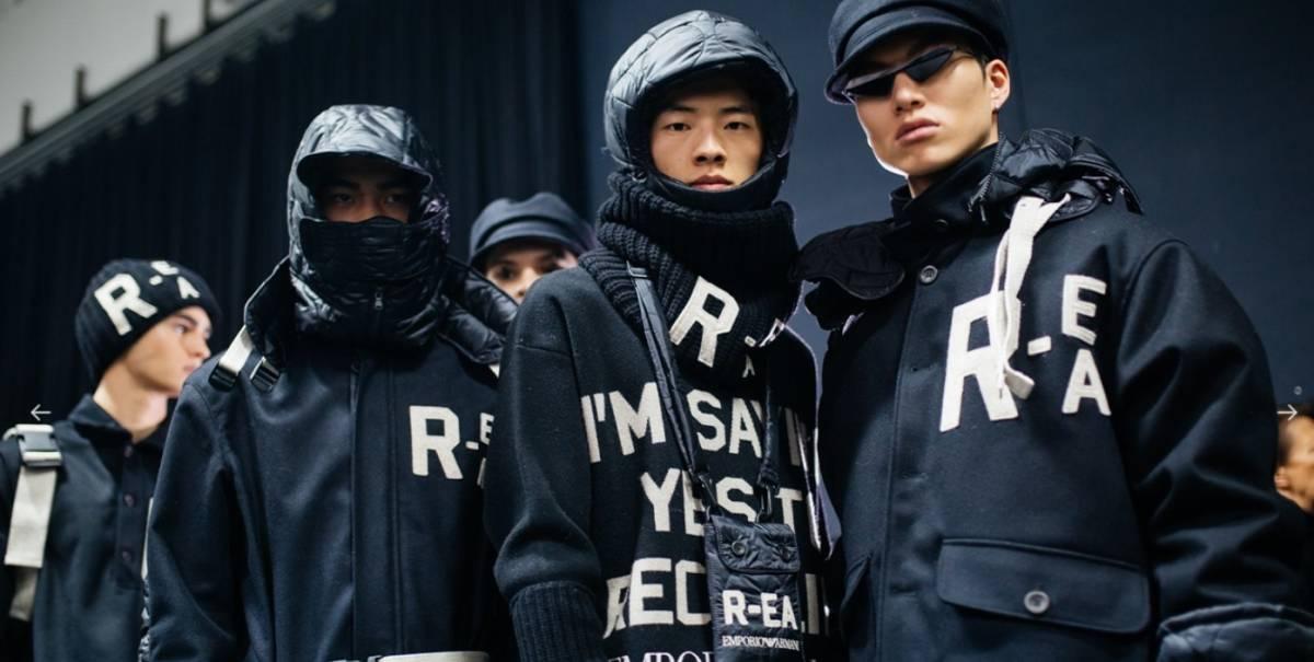 ¿marcas de ropa sostenible?emporio armani 6