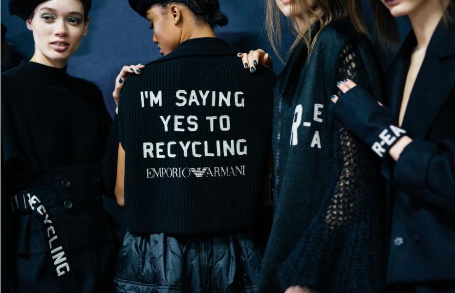 ¿marcas de ropa sostenible?emporio armani 5