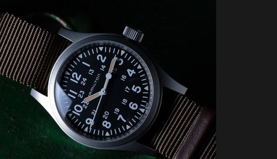 en base a los relojes americanos militares más fashion son los relojes de hamilton 5