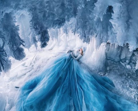 La fotógrafa rusa Kristina Makeeva transmite encanto con sus increíbles fotografías 3