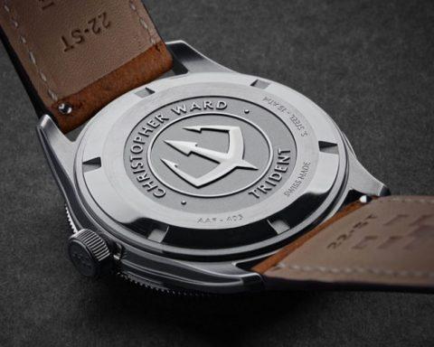 relojes automáticos de buena calidad:christopher ward trident automatic 33