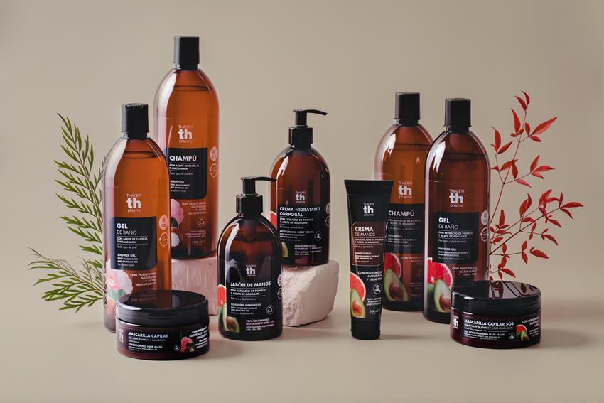 Thader TH Pharma lanza la primera línea en cosmética con polifenoles naturales 2