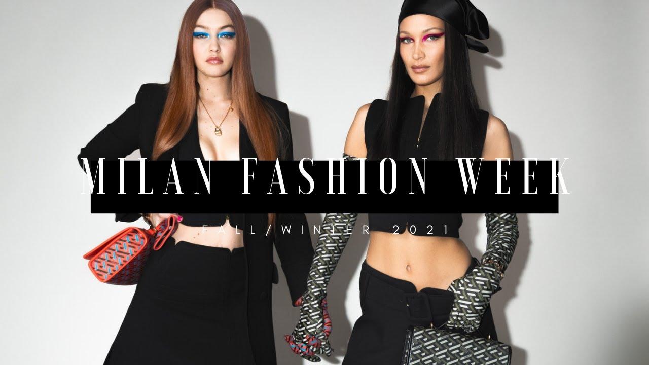 Un resumen de lo que fue la semana de la moda milán 2021 2