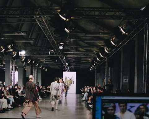 Mercedes-Benz Fashion Week Rusia del 20 al 24 de abril en el Museo de Moscú 51