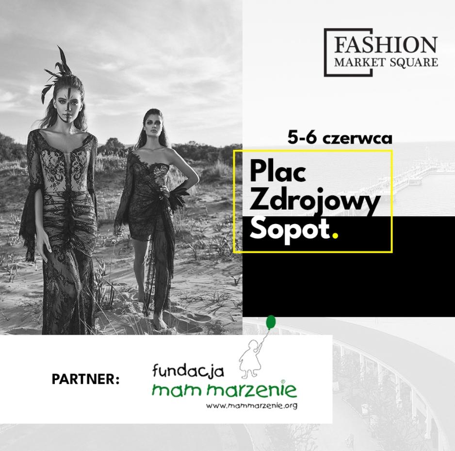 5-6 de junio, 10-11 de julio y 14-15 de agosto. En estos días, Fashion Market Square visitará Sopot