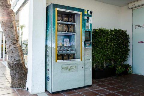 La revolución de la bisutería con una máquina de vending: Zenplicity 30
