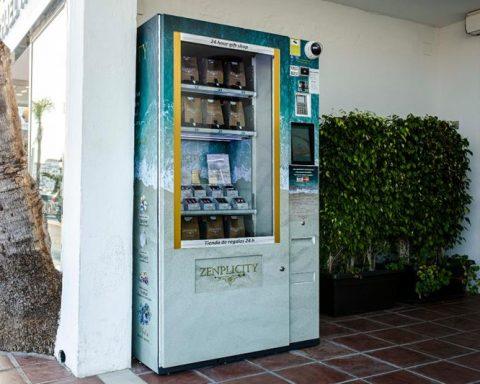 La revolución de la bisutería con una máquina de vending: Zenplicity 62