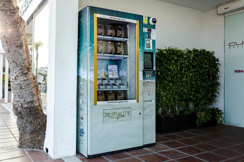 La revolución de la bisutería con una máquina de vending: Zenplicity 2